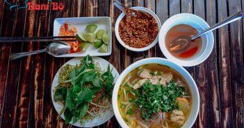 Những món ăn sáng đặc trưng ở Sài Gòn