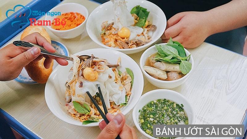 Bánh ướt Sài Gòn