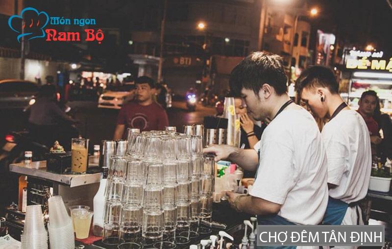 Chợ đêm Tân Định