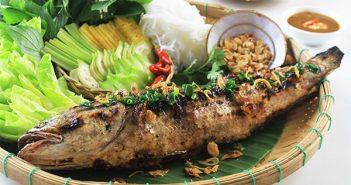 Hướng dẫn cách làm cá lóc nướng trui cực ngon