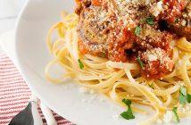 Công thức làm thịt bò cuộn braciole ăn với pasta kiểu Ý