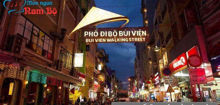 Những khu ăn đêm nổi tiếng nhất ở Sài Gòn
