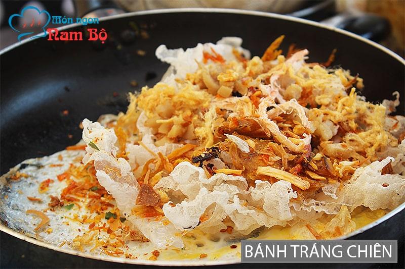 Bánh tráng chiên Sài Gòn