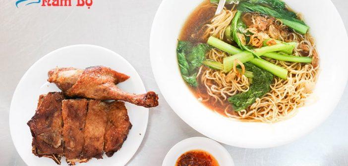 3 món ăn nổi tiếng nhất của Sài Gòn hút hồn du khách