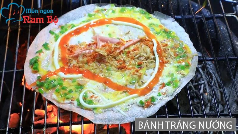 Bánh tráng nướng Sài Gòn