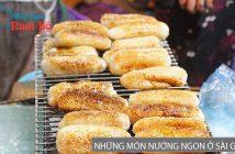 Khám phá 5 món nướng ngon nổi tiếng của Sài Gòn