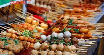 Những món ăn vặt ngon ở Sài Gòn được các bạn trẻ rất yêu thích