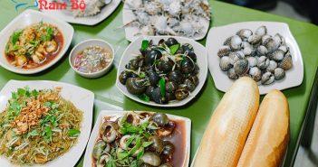 Những món ăn hấp dẫn ở Sài Gòn ngày mưa gió