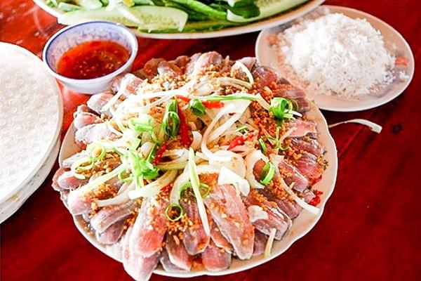 Gỏi cá - món ăn miền Tây chinh phục du khách 3