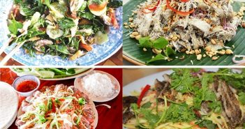 Gỏi cá - món ăn miền Tây chinh phục du khách