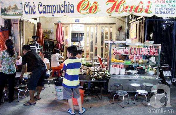 Đi khắp Sài Gòn, nếm thử 10 quán chè nổi tiếng 2