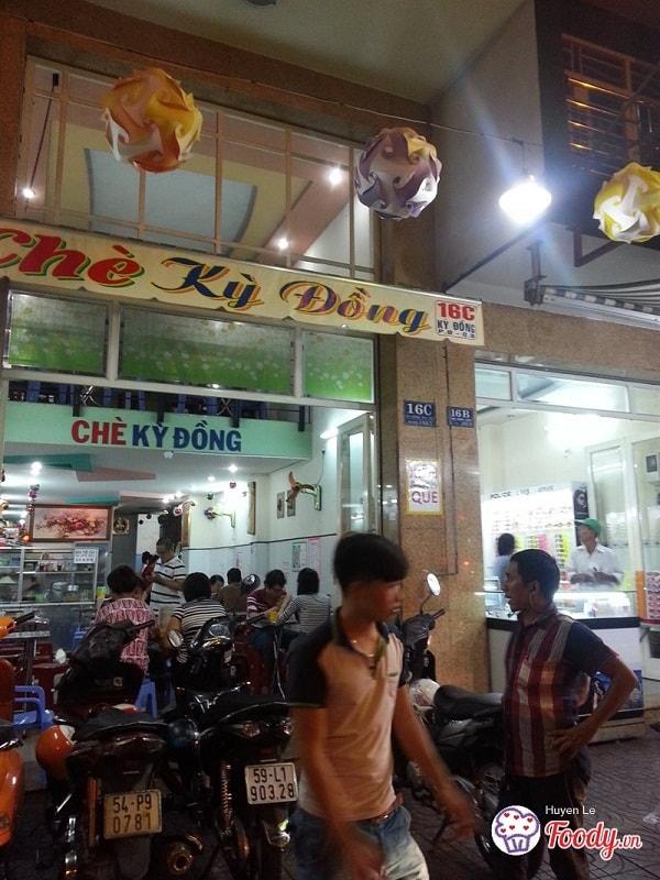 Đi khắp Sài Gòn, nếm thử 10 quán chè nổi tiếng 4