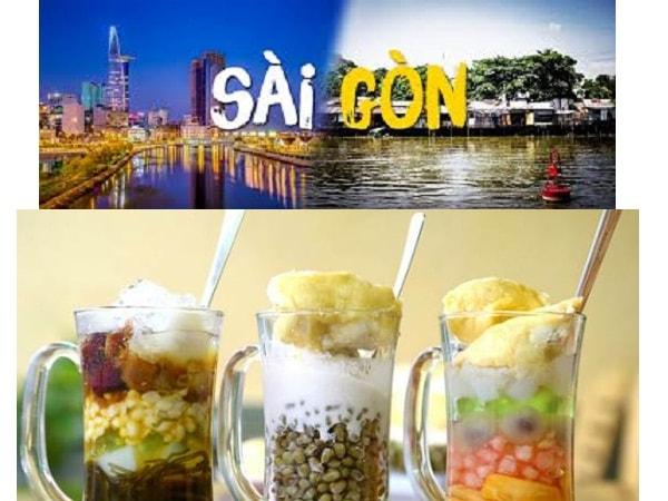 Đi khắp Sài Gòn, nếm thử 10 quán chè nổi tiếng