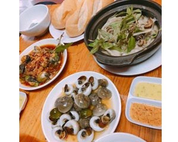 Tổng hợp các quán ốc Sài Gòn nổi tiếng ở Hà Nội 2