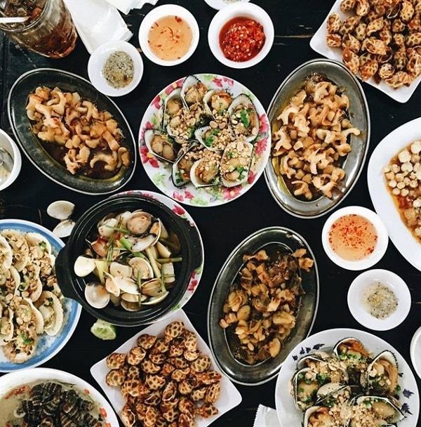 Tổng hợp các quán ốc Sài Gòn nổi tiếng ở Hà Nội 4