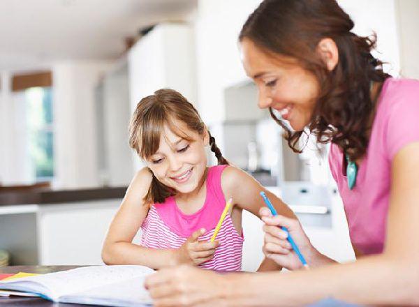 10 tuyệt chiêu của mẹ giúp bé chăm học bài ở nhà 1