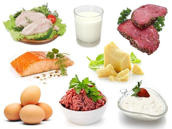 Thực phẩm giàu canxi giúp phòng loãng xương