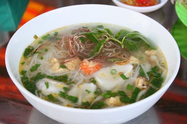 Bún cá Kiên Giang 2