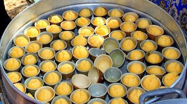 cách làm bánh thốt nốt Kiên Giang