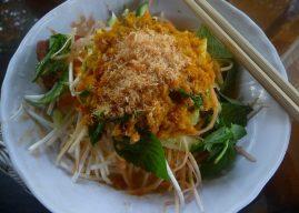 Cách nấu bún kèn Phú Quốc, Kiên Giang chỉ trong 10 phút