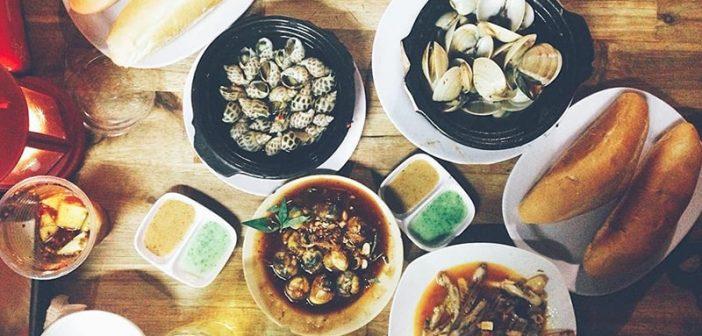 Khám phá 10 quán ốc Sài Gòn ngon nổi tiếng ở Hà Nội