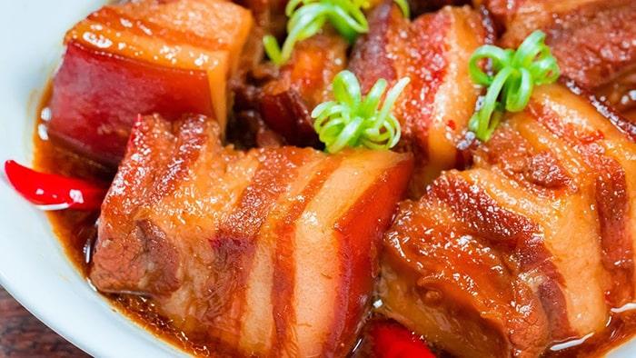 Những món thịt kho tàu thơm ngon, béo ngậy