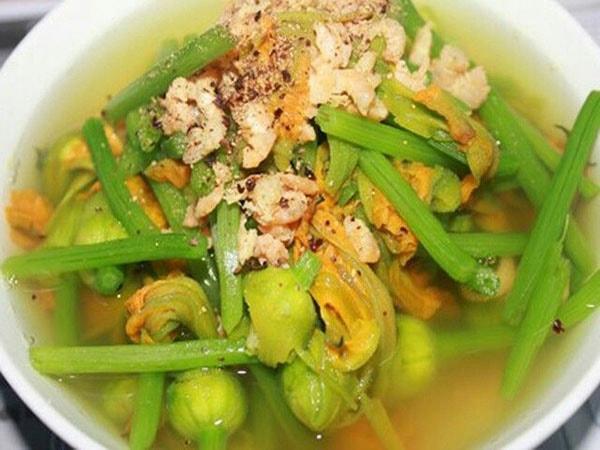 món ăn từ hoa 5