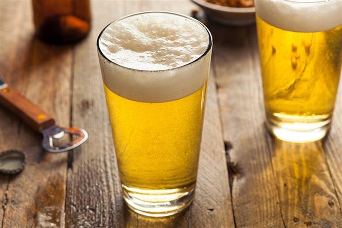 Rượu bia luôn nằm trong danh sách cấm đối với mọi người