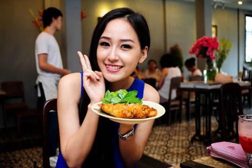 Nhà hàng của Mai Phương Thúy