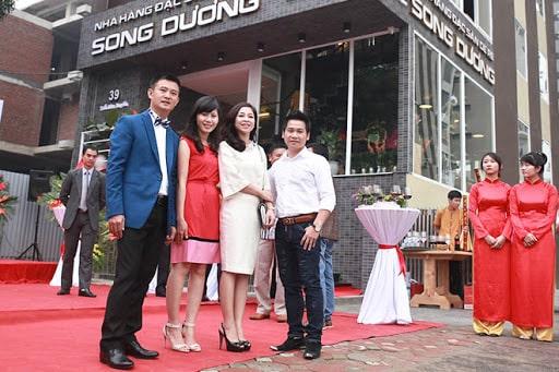 Nhà hàng của Song Dương