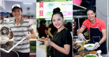 Điểm tên những quán ăn của sao Việt nổi tiếng hái ra tiền
