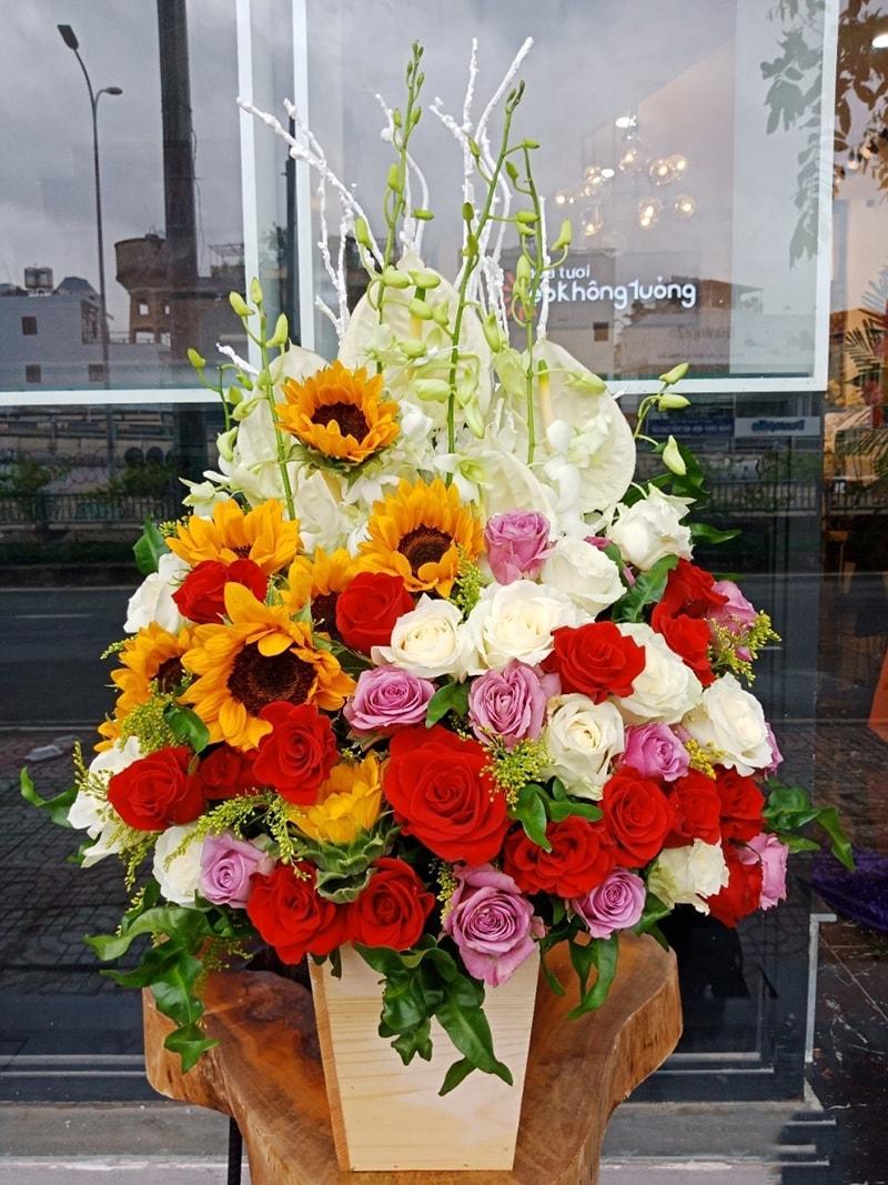 Shop điện hoa Hoa Yêu Thương