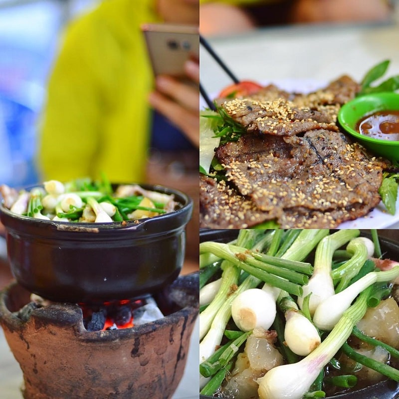 Thịt cừu – dê núi là món ăn không thể bỏ qua khi du lịch Phan Rang