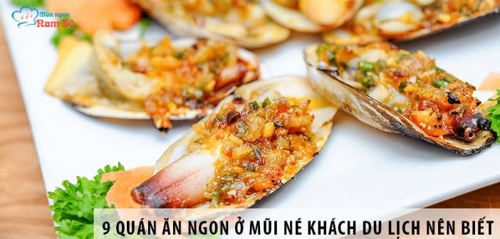 Tổng hợp 9 quán ăn ngon ở Mũi Né khách du lịch nên biết
