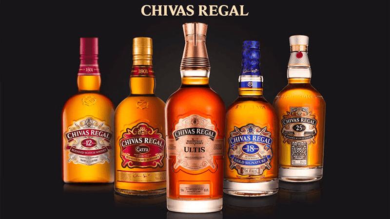 Chivas Regal là thương hiệu rượu đến từ đất nước Scotland và nổi tiếng với dòng Blended Scotch Whisky