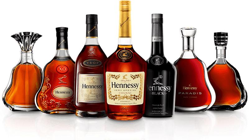 Nếu nhắc đến rượu mạnh, rượu Brandy thì không thể không nhắc đến Hennessy, một ông lớn trong làng rượu ngoại.