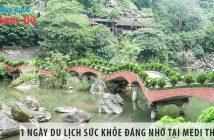 Trải nghiệm 1 ngày du lịch sức khỏe đáng nhớ tại Medi Thiên Sơn